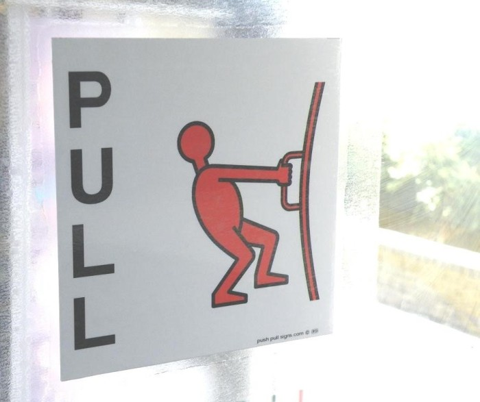 pull-sign