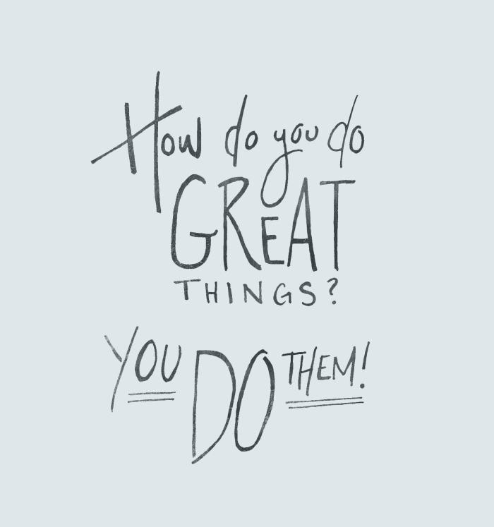 Berbuat Baik, Berbuat Hebat! — do good, dogreat